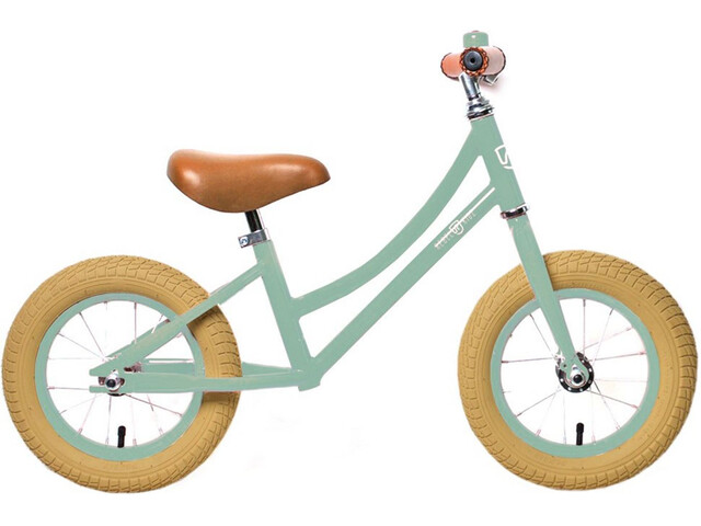 "Rebel Kidz Air Classic Lapset potkupyörä 12,5"" , vihreä"